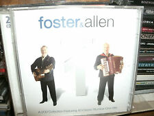Foster & Allen - Sing the Number 1's (2005) double cd