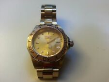 Invicta Pro Diver Automatic 200m Gold Tone Stainless Steel 13930