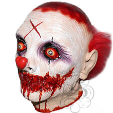 Halloween 'Sinister's Love Clown' Horror Fancy Dress Up Latex Party Masks