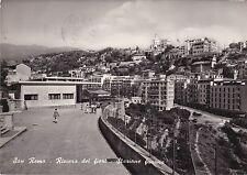 SAN REMO - Riviera dei Fiori - Stazione Funivia 1960