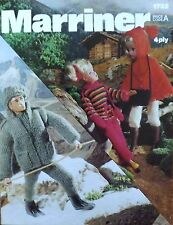 Knitting Pattern Vintage Action Man & Barbie/Sindy Trousers Jumpers Dolls M1732