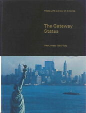 VINTAGE TIME LIFE LIBRARY OF AMERICA THE GATEWAY STATES NEW JERSEY NEW YORK