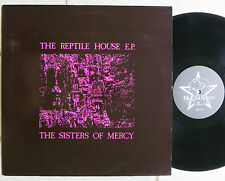 Sisters Of Mercy ‎ The Reptile House E.P.  Merciful Release ‎MR 023  Rare France