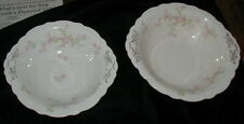 2 Old W.H. Grindley England China Serving Bowls, The Imperial Pattern, Cymric