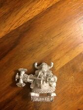 Dwarf Master Engineer / Sapper Metal Dwarves Games Workshop OOP