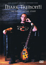 MARK TREMONTI CREED THE SOUND AND THE STORY GUITAR INSTRUCTION DVD NEW