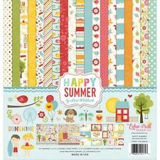Echo Park ~ HAPPY SUMMER ~ Collection Kit ~ 12x12