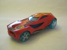 Hot Wheels Red Urban Agent dated 2008 (008-3)