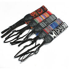 SLR DSLR Camera Neck Shoulder Strap Belt Vintage For Canon Nikon