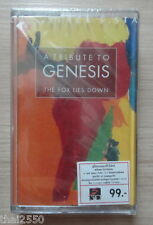 A Tribute to GENESIS : The Fox Lies Down THAILAND CASSETTE TAPE Sealed...Rare!