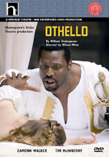 OTHELLO - VARIOUS ARTISTS - DVD - REGION 2 UK
