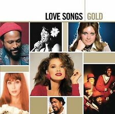 Love Songs: Gold (2 CD, Jan-2006, Hip-O) Marvin Gaye Cher Chicago 40 Songs Mint!