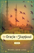 Michael David Lukas~THE ORACLE OF STAMBOUL~1ST(BRITISH EDITION)/DJ~NICE COPY