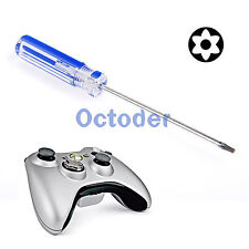 For xBox360 Controller PS3 Slim T8 Torx Tamper Proof Security Screwdriver Tool