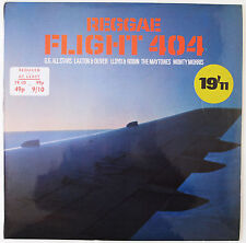 REGGAE FLIGHT 404 / V/A TROJAN RECORDS ORIGINAL / RARE / 1970 / NM