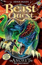 Beast Quest: Special 12: Anoret the First Beast Blade, Adam Very Good Book