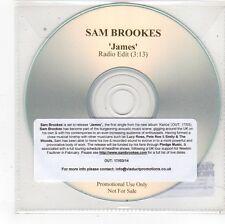 (FS412) Sam Brookes, James - 2014 DJ CD