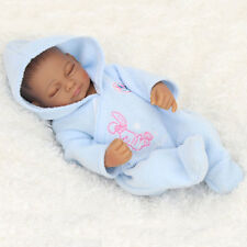 New Handmade Real Looking Newborn Baby Vinyl Silicone Realistic Reborn Dolls Boy