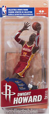 McFARLANE NBA 25 - HOUSTON ROCKETS - DWIGHT HOWARD - SILVER LEVEL FIGUR  NEU/OVP