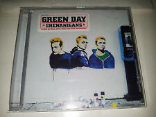 cd musica green day shenanigans
