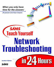 Sams Teach Yourself Network Troubleshooting in 24 Hour