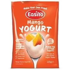 EasiYo MANGO Yogurt Mix (aggiungere qualsiasi altra BUSTINA e risparmiare sulle spese di spedizione)