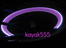USA SELLER 4 X NEON LED VALVE STEM CAR RIMS TIRE LIGHTS FOR CHEVY HONDA FORD...