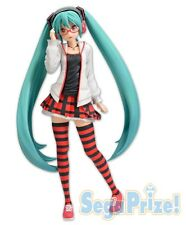 Sega Hatsune Miku Project DIVA Arcade Future Tone Natural SPM Premium Figure NEW