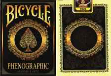 Bicycle Phenographic Playing Cards – Numbered Limited Edition #624 - SEALED