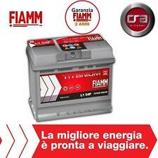 BATTERIA AUTO FIAMM TITANIUM PRO 54Ah 520A 12V FIAT QUBO NATURAL POWER