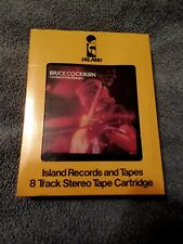 Bruce Cockburn Circles In The Stream SEALED 8 Track Tape RARE
