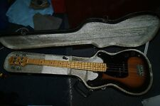 IBANEZ ROADSTAR II BASS GUITAR WITH HARD CASE MADE IN JAPAN VERY NICE