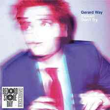 "Gerard Way PINKISH Limited Record Store Day 2016 RSD New Colored Vinyl 7"" Single"