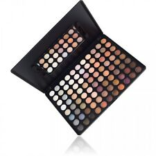 Coastal Scents 88 Warm Eye Shadow Makeup Palette New UK
