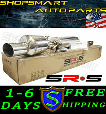 SRS TYPE-RX CATBACK EXHAUST SYSTEM TOYOTA CELICA 00-05 GT GTS 00 01 02 03 04 05