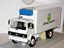 CEF Replex 43 1979 Volvo F4 F6 Gervais Danone Delivery Truck 1/43 Camion France