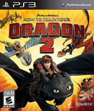 How to Train Your Dragon 2: The Video Game PS3 New PlayStation 3, Playstation 3