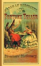 Fortune Teller and Dreamer's Dictionary by Madame Le Marchand (2005, Paperback)