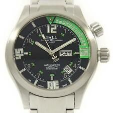 Authentic BALL DM1020A-SAJ-BKGR Engineer Master II Diver  #260-001-798-6687