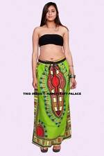 African Printed New Dashiki Maxi Skirt High Waist Maxi Women Clothing Long Skirt