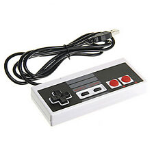 Retro NES USB Wired Controller Classic Nintendo Gamepad for Nintend PC Linux Hot