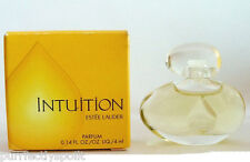 INTUITION by ESTEE LAUDER- 4ml PURE PARFUM PERFUME BOXED - BEAUTIFUL & RARE!!