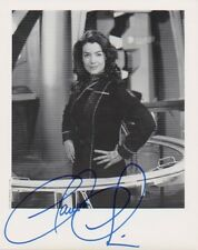 CLAUDIA CHRISTIAN Signed 10x8 Photo BABYLON 5 Susan Ivanova   COA