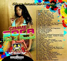 GIMME SOCA PAST TO PRESENT MIX CD