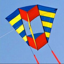 NEW 31In B-box 3D Nylon Kite Outdoor fun Sports novelty stunt kites