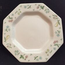 INDEPENDENCE IRONSTONE INTERPACE CHINA OLD ORCHARD PATTERN DINNER PLATE