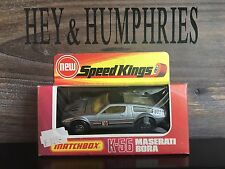 matchbox speedkings K-56A-1.Rare Version mint OVP excellent from 1975/76