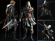Game Play Arts Kai Assassin's Creed Edward Kenway Action Figure Figurine 27cm