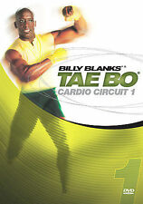 Billy Blanks - Tae Bo Cardio Circuit 1 (DVD, 2004) NEW In Package