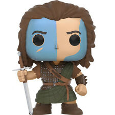 FUNKO POP Braveheart William Wallace SOFT VINYL BOBBLEHEAD ACTION FIGURE NEW